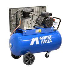 IWATA COMPRESSOR 3HP BELT DRIVE 13.7CFM / 390LPM 90L, , scanz_hi-res