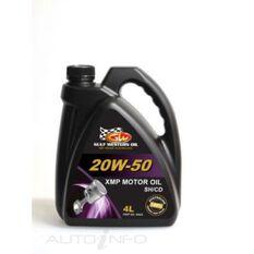 XMP MOTOR OIL 20W/50 SG/CD 4L, , scanz_hi-res