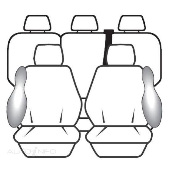 MAZDA CX-5 KE WAGON - MAXX (02/2012 - ON) DEPLOY SAFE (BLACK), , scanz_hi-res