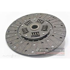 C/PLATE CHEV 350 DUAL PERFORM 280MM ORG/CER, , scanz_hi-res