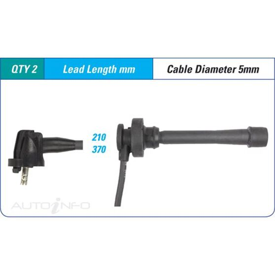 TOYOTA PASEO LEAD SET, , scanz_hi-res