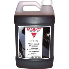 MARK V R.E.D DEGREASER HEAVY DUTY WATER-BASED DEGREASER 3.78L, , scanz_hi-res