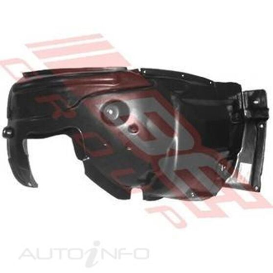 FRONT GUARD - REAR LINER - R/H