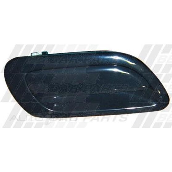 DOOR HANDLE - REAR OUTER - L/H