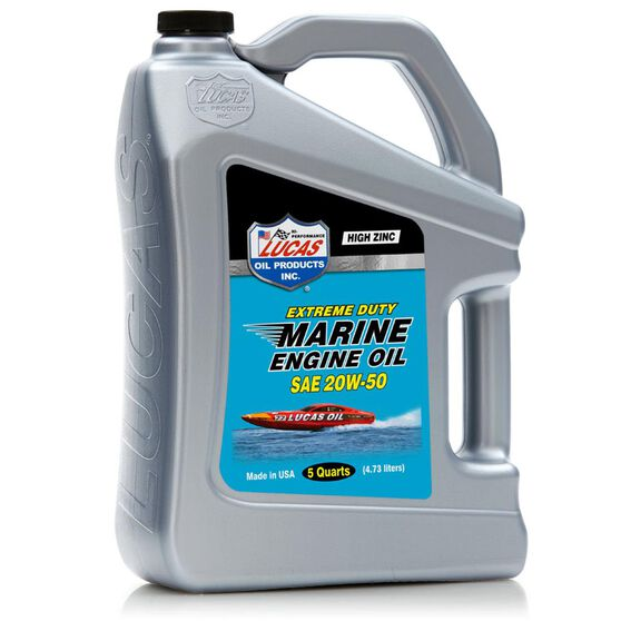 SAE 20W50 EXTREME DUTY MARINE ENGINE OIL