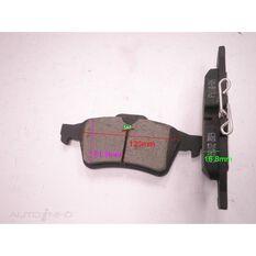 D1095-7874=FMSI for Royale Brake Set  R  Mazda 3, 5, 6 03-, , scanz_hi-res