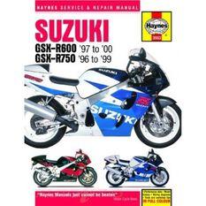 SUZUKI GSX-R600 & 750 1996 - 2000, , scanz_hi-res