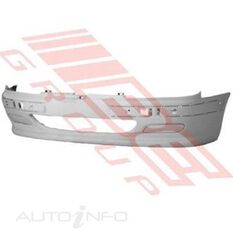 FRONT BUMPER - W/FOG LAMP COVERS, , scanz_hi-res