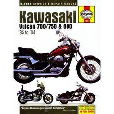 KAWASAKI VULCAN 700/750 & 800 1985 -2004, , scanz_hi-res