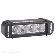 W/LAMP 4 X 3W SLIM LED BAR FLOOD, , scanz_hi-res