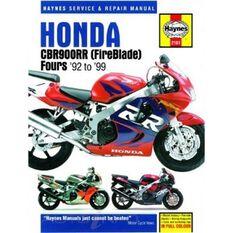 HONDA CBR900RR FIREBLADE 1992 - 1999, , scanz_hi-res