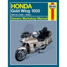 HONDA GOLD WING 1500 (USA) 1988 - 2000, , scanz_hi-res