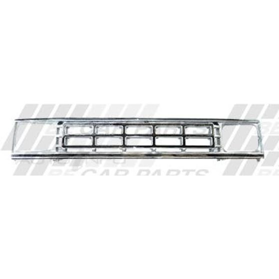 GRILLE - SILVER