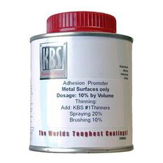 KBS ADHESION PROMOTER FOR METAL SURFACES 250ML, , scanz_hi-res