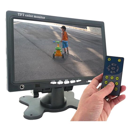 """RM70 7"""" BRACKET OR FLUSH MOUNT RCA LCD MONITOR, , scanz_hi-res"""