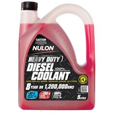 HEAVY DUTY DIESEL COOLANT CONCENTRATE 5L