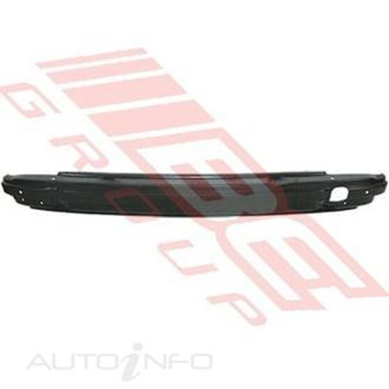 REAR BUMPER - REINFORCEMENT - STEEL