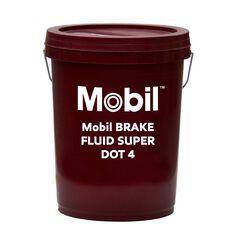 MOBIL BRAKE FLUID SUPER DOT 4 (20LT), , scanz_hi-res