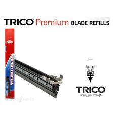 "TRICO NARROW PLASTIC REFILL 24""-6MM 20PK, , scanz_hi-res"