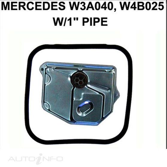 MERCEDES 3/4 SPEED (1'' NECK FILTER), , scanz_hi-res