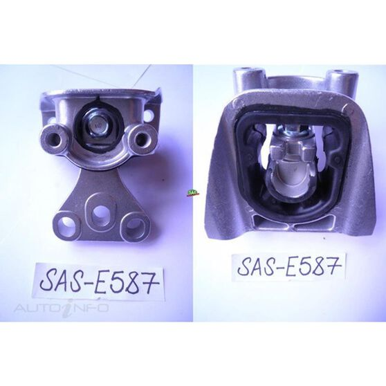 Honda Civic 05-11 LH engine mount, , scanz_hi-res