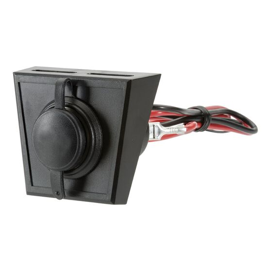 POWER ACC SOCKET AND PANEL, , scanz_hi-res