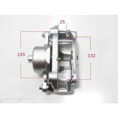 Caliper RHF GQ Patrol 2.8,2,4.2Ltr Single Piston 4X4, , scanz_hi-res