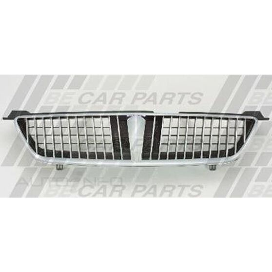 GRILLE - CHROME, , scanz_hi-res
