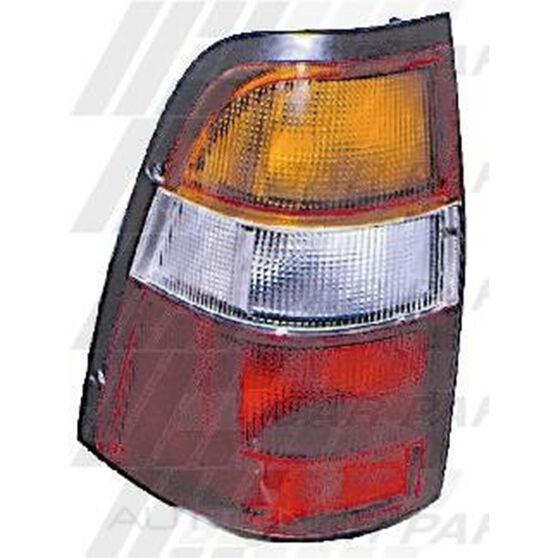 REAR LAMP - L/H - AMBER TOP - W/E