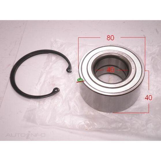 Mitsubishi Outlander 02-06 Front wheel bearing kit, , scanz_hi-res