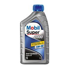 MOBIL SUPER 2000 5W-30 (1LT), , scanz_hi-res