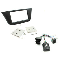 FACIA DOUBLE DIN INSTALL KIT IVECO, , scanz_hi-res
