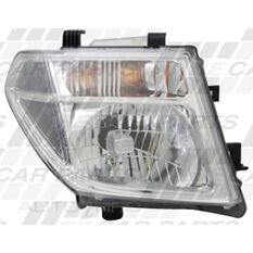 HEADLAMP - R/H - MANUAL/ELECTRIC - BULB SHIELDED TYPE, , scanz_hi-res