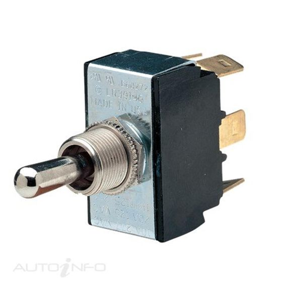 SWITCH TGLE HD 25A DPDT ON/OFF