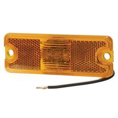 LED 12/24V AMBER SIDE MARKER, , scanz_hi-res