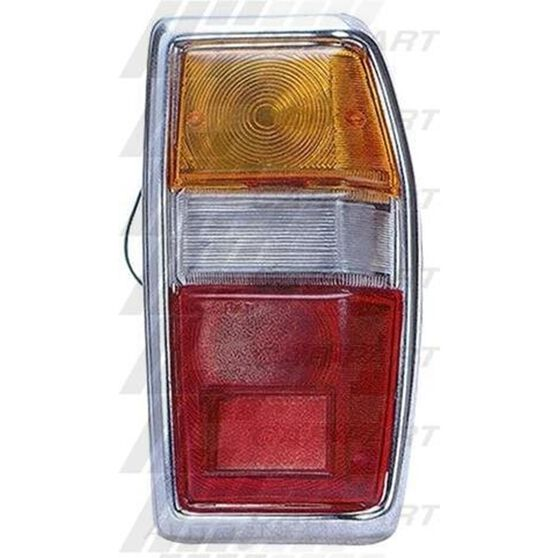 REAR LAMP - R/H - CHROME RIM, , scanz_hi-res