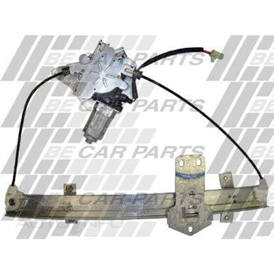 REGULATOR - R/H  FRT - ELECTRIC W/MOTOR
