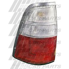 REAR LAMP - L/H - CLEAR TOP - W/E, , scanz_hi-res