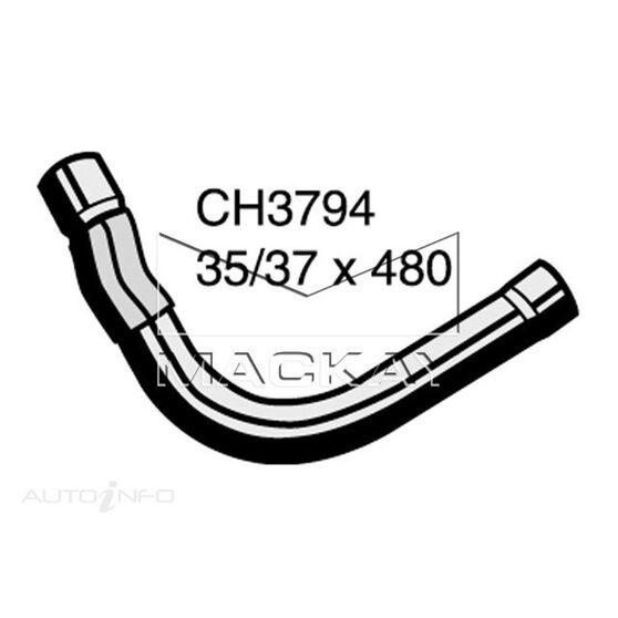 RADIATOR UPPER HOSE  - BMW 318IS E36 - 1.9L I4  PETROL - MANUAL & AUTO, , scanz_hi-res