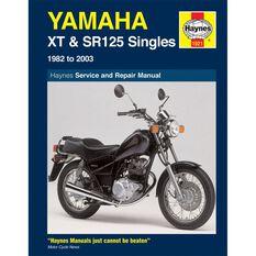YAMAHA XT & SR125 1982 - 2003,, , scanz_hi-res