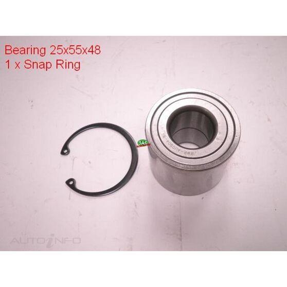 Nissan March K13 Rear wheel bearing kit, , scanz_hi-res