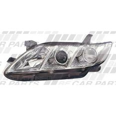 HEADLAMP - L/H - ELECTRIC/MANUAL - DARK CHROME, , scanz_hi-res