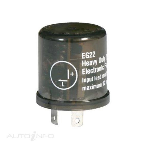 24 VOLT 2 PIN FLASHER (EA), , scanz_hi-res