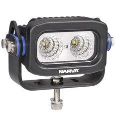 W/LAMP 2 X 10W LED RECT FLOOD, , scanz_hi-res