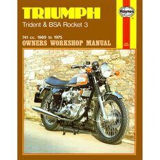 TRIUMPH TRIDENT & BSA ROCKET 3 1969 - 19, , scanz_hi-res