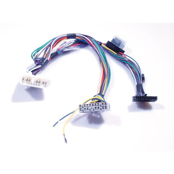 HARNESS AUDIO 2 CAR TOYOTA LANDCRUISER AMP RADIO, , scanz_hi-res
