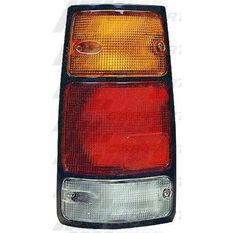 REAR LAMP - R/H - BLACK TRIM, , scanz_hi-res