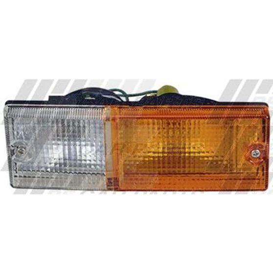 BUMPER LAMP - R/H - AMBER/CLEAR, , scanz_hi-res