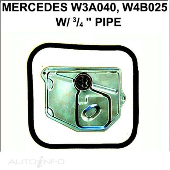 MERCEDES 3/4 SPEED (3/4'' NECK FILTER), , scanz_hi-res