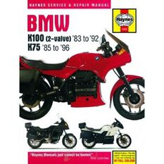 BMW K100 AND 75 2-VALVE MODELS 1983 - 19, , scanz_hi-res